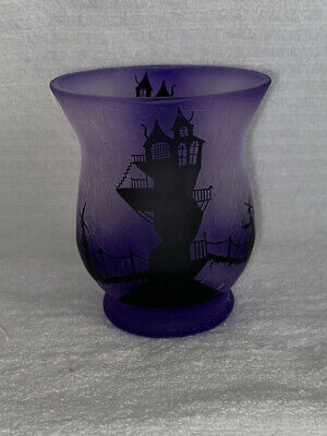 YANKEE CANDLE TRICK OR TREAT SPELLBOUND SOPHIA VOTIVE HOLDER~NEW HALLOWEEN VHTF