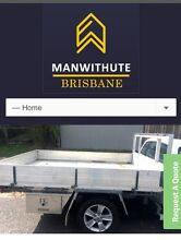 HIRE UTE MAN TROLLEY South Brisbane Brisbane South West Preview