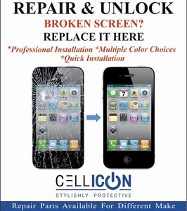 Phone repairing and unlocking service