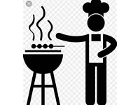 2 Experienced persons required: bbq chef and cocktail bartender