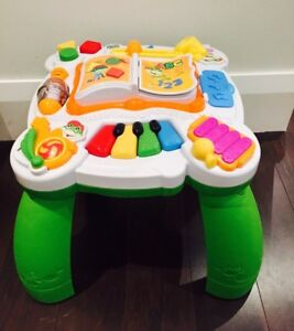 Leap Frog Musical Activity Table-English/Spanish
