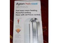 SEALED Dyson AM09 Hot & Cool Fan Heater 2 Years Guarantee