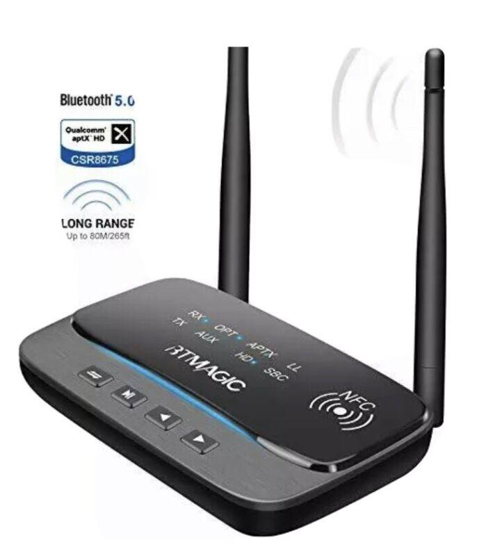 BTMAGIC Wireless Transmitter/Receiver