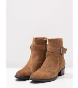 Vagabond - Classic ankle boots in Cinnamon