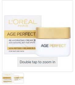 L'Oreal Age Perfect Rehydrating Cream