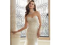 Sophia Tolli Amira wedding dress BNWT