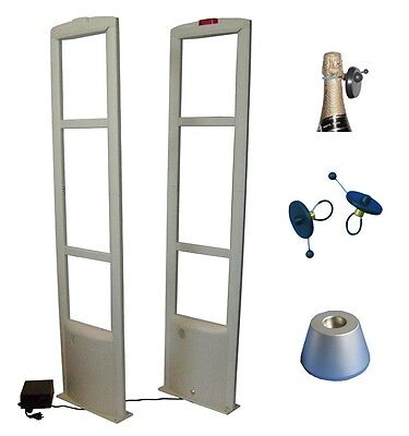 Checkpoint Compatible 8.2mhz 2-tower Eas Liquor Store Security System Fr Usa