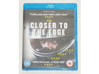 DVD 3D FILM MOVIE BLURAY TT CLOSER TO THE EGDE TT3D BLU-RAY 2011 VERY VERY FAST.