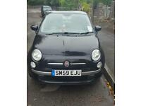 Fiat 500 lounge 1.2 for sale!