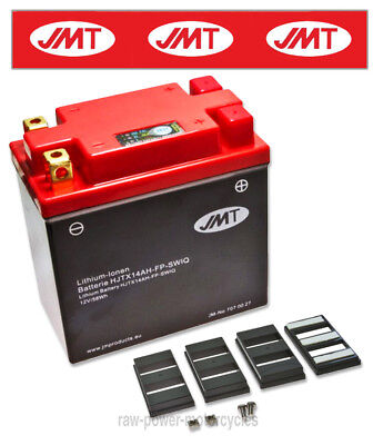 <em>YAMAHA</em> <em>XS 500</em> 1976  1979  JMT LITHIUM ION BATTERY YTX14AH FP