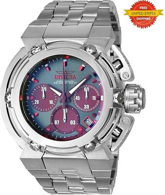 22426 - INVICTA I-Force Men 46mm Stainless Steel Stainless Steel White dial Z60