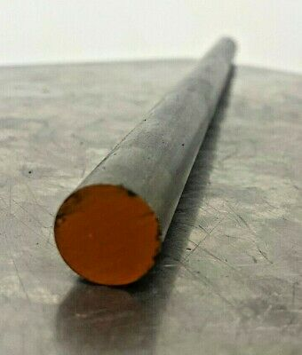 52100 Steel Round Bar Stock 1116 .6875diameter X 12 Length