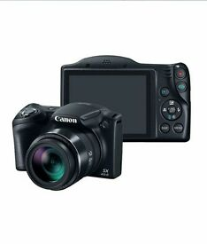 Canon Power Shot SX410 IS with 16gb memory card