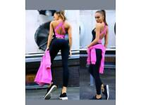 All in one gym jumpsuit