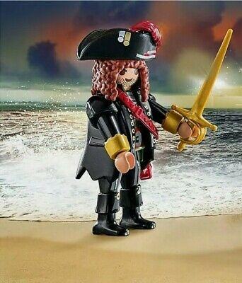 Playmobil 70273 Pirata Corsario Barco Caballero Soldado Medieval History Knights