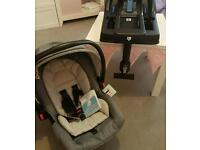 Brand new Graco Snugride Car seat and Click Connect Base
