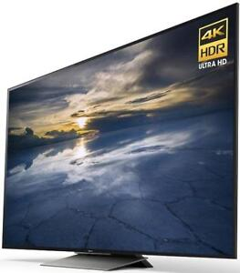 "SONY BRAVIA 65"" LED 4K HDR 3D ANDROID SMART UHDTV 930 SERIES *NEW IN BOX*"