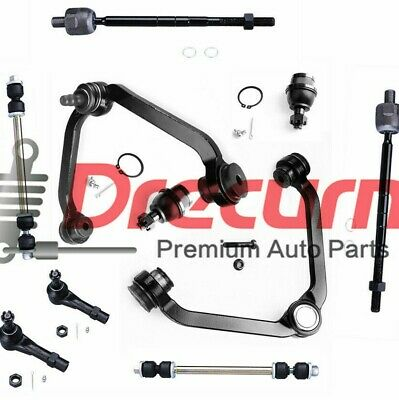 10Pcs Control  Arm Ball Joint Tie Rod End For Mazda B3000/B4000 Ford Ranger