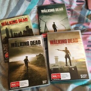Walking dead season 1-4 Ellenbrook Swan Area Preview