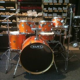 Mapex Horizon 6 piece drum kit