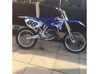 2007 yz 125 £1800 no offers
