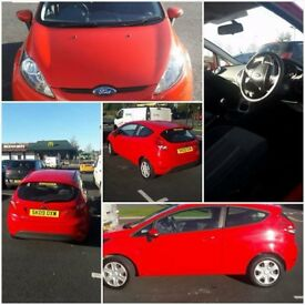 Low mileage 09 Ford Fiesta Style
