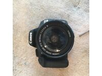 Canon 1200d and accessories