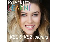 KS1 & KS2 tutoring