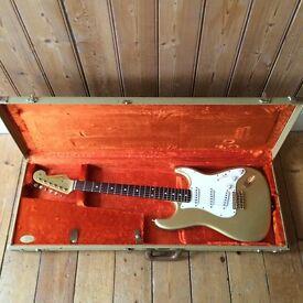 Fender Stratocaster Custom Shop Relic 60s Aztec Gold