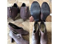 New look shoe boots