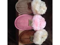 Rep ugg slippers