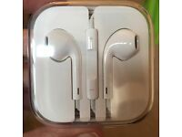 Genuine Apple Earphones EarPods - Brand New