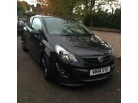 Vauxhall Corsa D 1.2 limited edition