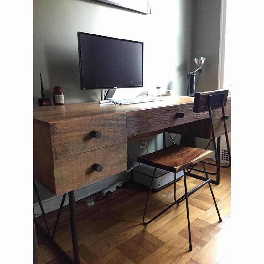 Crate Barrel Atwood Desk Chair Reduced Price