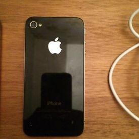 New iPhone 4 s
