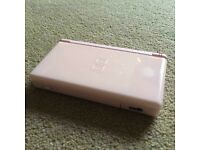 Pink DS lite for sale