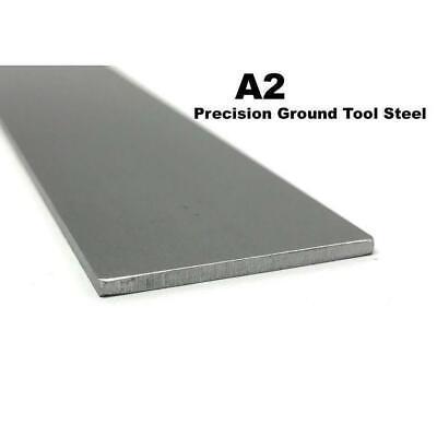A2 Precision Ground Tool Steel Flat Bar 18 X 2 X 9 Knife Making Billet