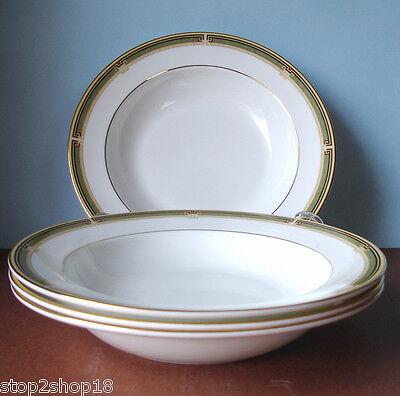 Wedgwood Oberon Soup SET OF 4 Bowl(s) 8