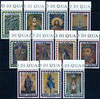 Vaticano 1974: Anno Santo Serie Completa Bordo Di Foglio (c) -  - ebay.it