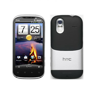 NEW IN BOX HTC AMAZE 4G X715 16GB  BLACK SILVER UNLOCKED SMART PHONE  on Rummage