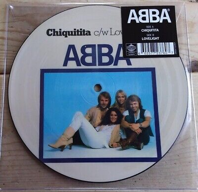 ABBA – Chiquitita c/w Lovelight - 7