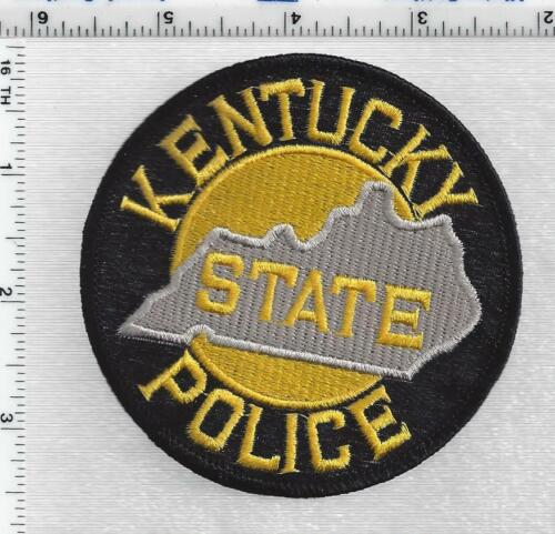 State Police (Kentucky) 4th Issue Shoulder Patch