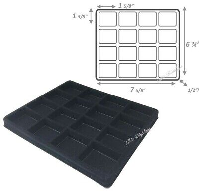 Insert For Jewelry Tray Inserts Drawer Liners Half Tray Display Tray Insert Deal