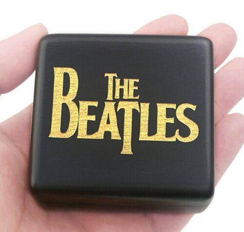 BLACK BEECH WIND UP MUSIC BOX  ♫  HEY JUDE   ♫