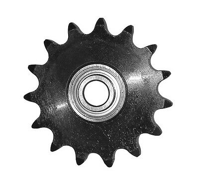 15 Tooth Idler Sprocket 60 Chain 747386 Fits Case Trencher Tf300
