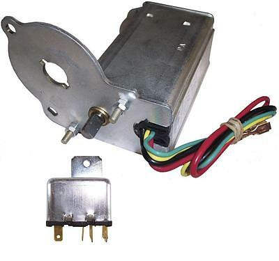 1971-1975 Chevrolet Caprice & Impala new convertible top electric motor & relay