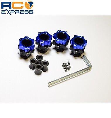 Hot Racing Traxxas Slash 2wd Aluminum 17mm Hex Hubs TE117SL01