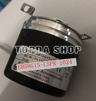 1pc Eb58g15-l5pr-1024 Cnc Machine Tool Spindle Photoelectric Encoder