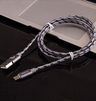 câble USB renforcé samsung chargeur usb samsung nokia sony blackberry s3s4s5s6  d'occasion  Expédié en Belgium