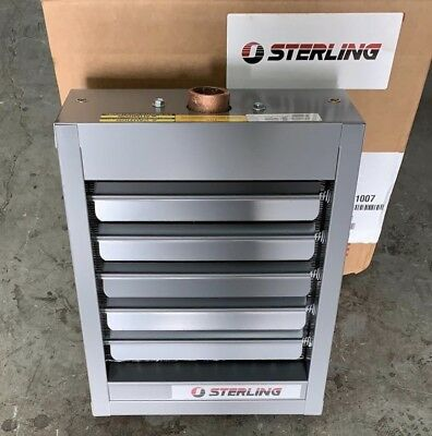 Sterling Steamhot Water Unit Heater Hs-024115v 60hz1 Phase New